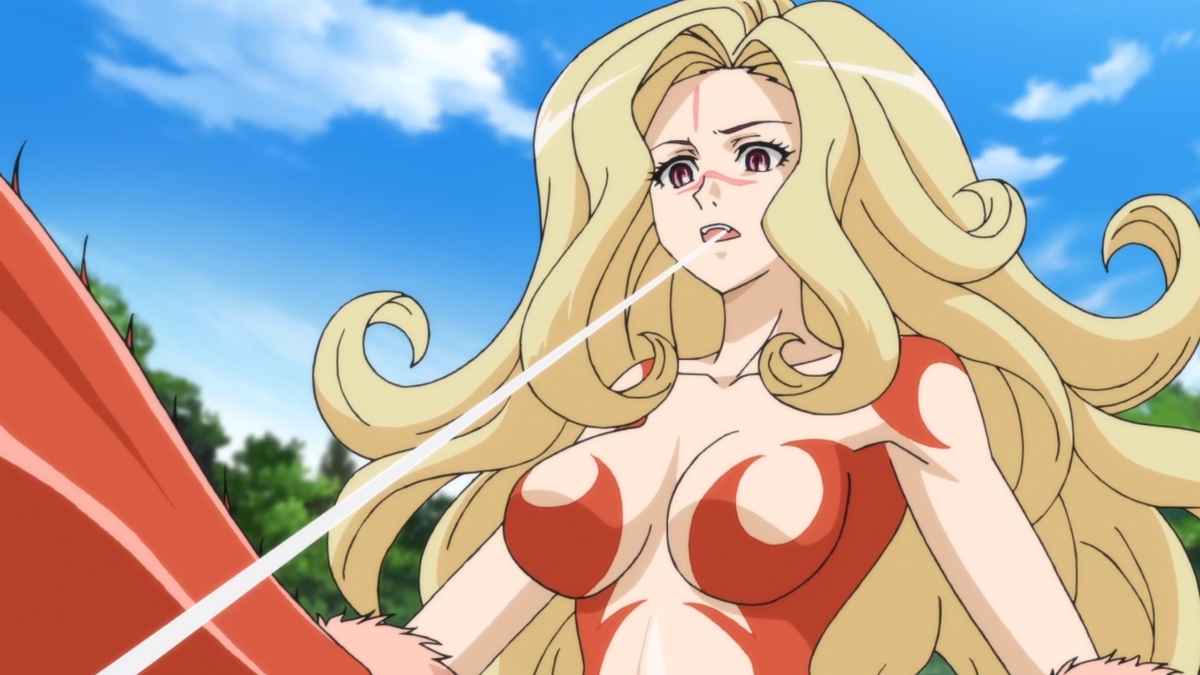 Official Anime Screenshot from Fox Spirit Matchmaker