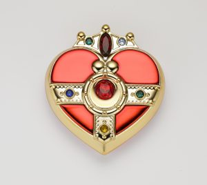 Sailor Moon Store: Miracle Romance Heart Shape Blush Compact