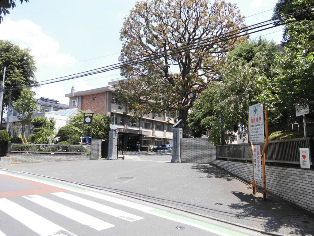 The Real Life Locations of Anime and Manga Kamisama Kiss | Ujigami High School