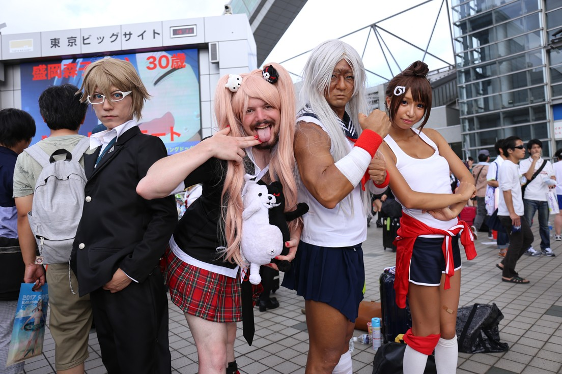 [Comiket 92] Cosplay Gallery | DanganRonpa Collective