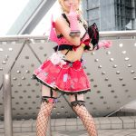 Comiket 92 Love Live! Cosplay Collection | Eri Ayase (Koakuma arc) cosplay