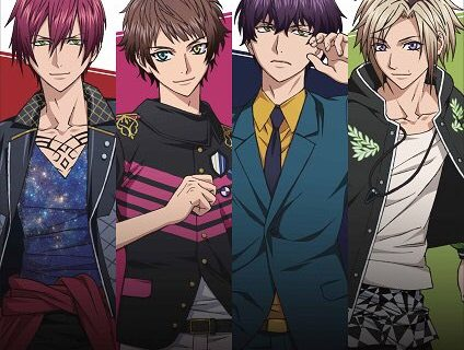 Dynamic Chord Key Visual