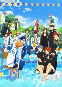Free! -Take Your Marks- Visual