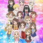 Idolmaster Cinderella Girls Gekijou Key Visual