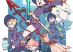 Little Witch Academia Anime Visual