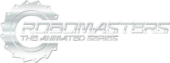 ROBOMASTERS THE ANIMATED SERIES logo