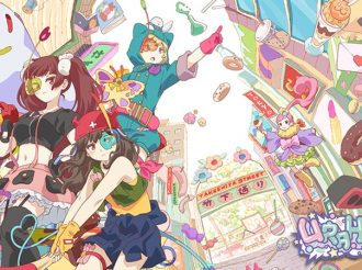Original Anime Urahara Announces Sumire Uesaka and Luna Haruna As OP and ED Artists