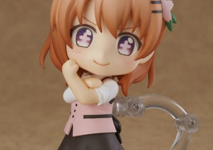 Cocoa from Is the Order a Rabbit? will get her own figure released