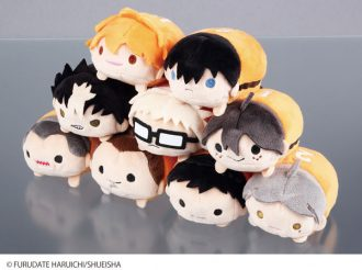 Jump Shop Celebrates Haikyu Anniversary with 69 New Merchandise Items