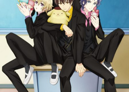 Winter 2018 anime Sanrio Boys (Sanrio Danshi)