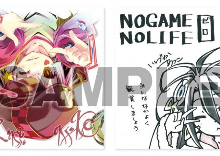 anime movie No Game No Life Zero Sixth Week Bonus