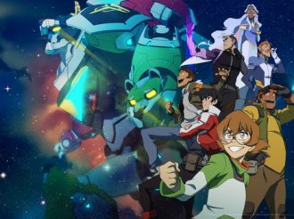 New Trailer for Voltron Legendary Defender's Season 3