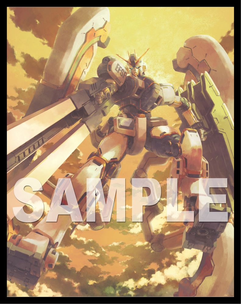 anime compilation movie Mobile Suit Gundam Thunderbolt: Bandit Flower.