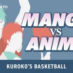 Kuroko's Basketball Manga VS Anime: Shutoku High vs Rakuzan High