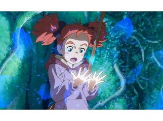 Mary And The Witch's Flower Movie Review