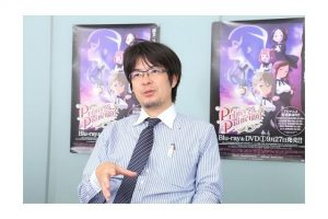 military analyst Yuu Koizumi talks about anime Princess Principal