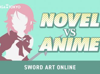 Sword Art Online Novel VS Anime: Episode 7 'The Temperature of the Heart'