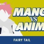 Fairy Tail: Manga Vs Anime