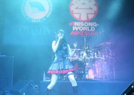 Anisong World Matsuri in Washington DC: Yousei Teikoku and FLOW