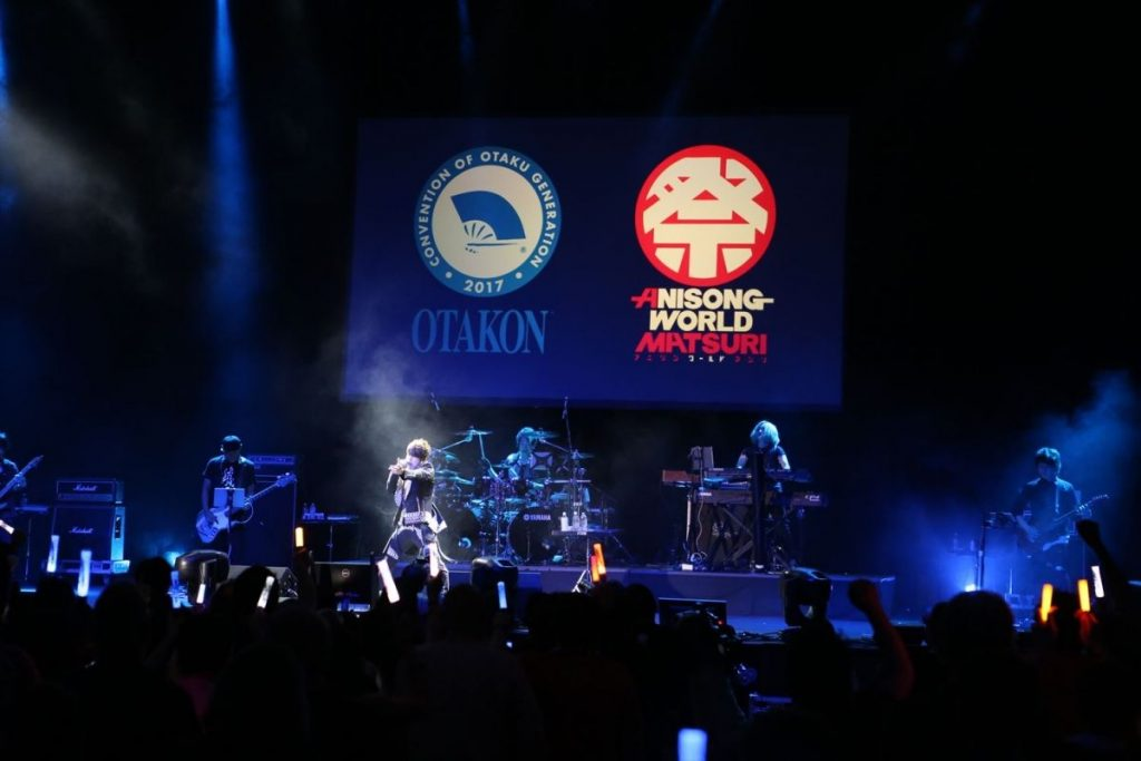 Anisong World Matsuri in Washington DC: JAM Project and T.M. Revolution