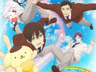 Sanrio Boys Reveals Key Visual