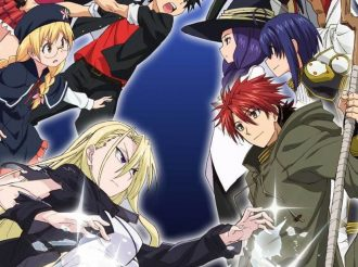 UQ Holder! Announces Air Date And Additional Cast
