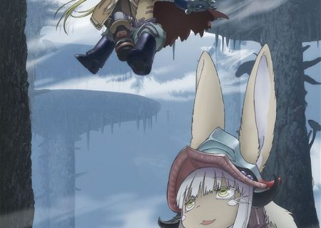 Made in Abyss Anime Key Visual