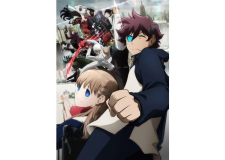 Blood Blockage Battlefront and Beyond (Kekkai Sensen & Beyond) Anime Visual