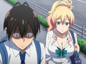 Hajimete no Gal Episode 9 Preview Stills and Synopsis