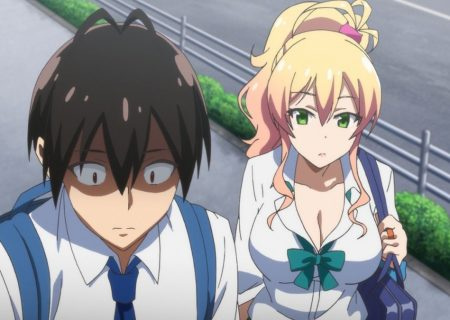 Hajimete no Gal Episode 9 Official Anime Screenshot