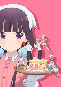 Fall 2017 anime Blend S Visual