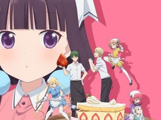 Visit Cafe Stile in Second Trailer of Blend S
