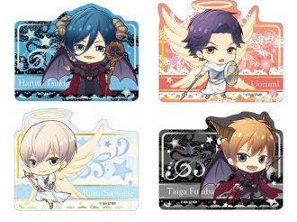 Special StarMyu Pop Up Store to Open in Tokyo With Your Favourite Ayanagi Boys as Angels and Demons!