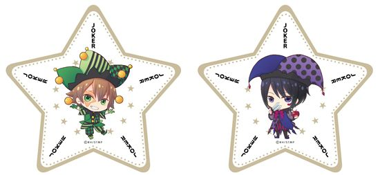 Star Badge from the StarMyu Pop Up Anime Store