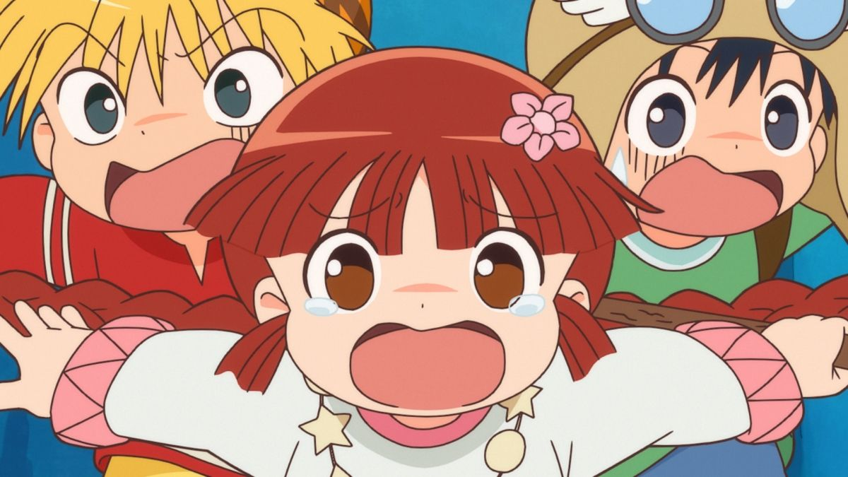 Mahojin Guru Guru Episode 10 Official Anime Screenshot