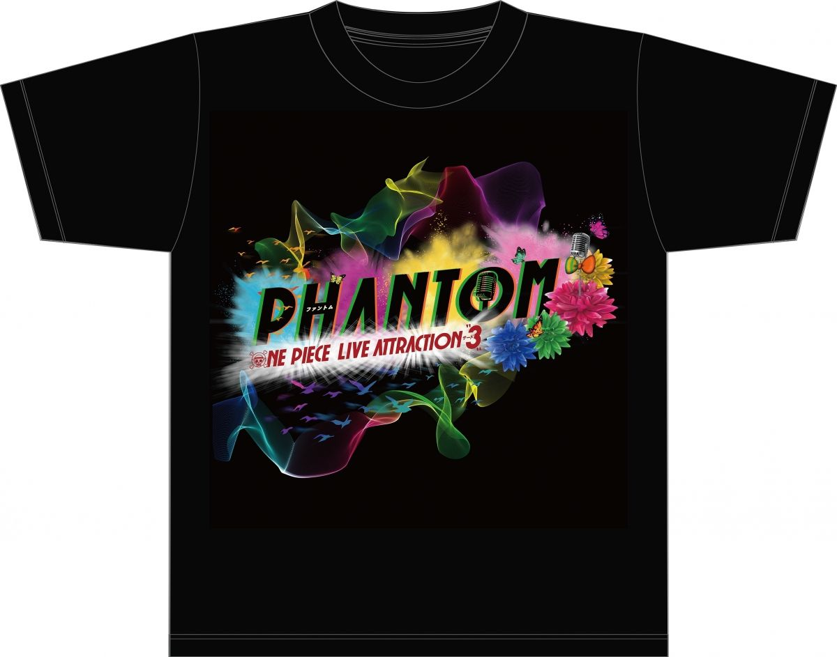 "'One Piece Live Attraction ""3"" 'Phantom' 