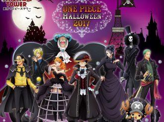 Tokyo One Piece Tower Releases Limited Goods