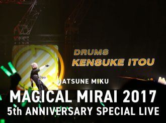 Magical Mirai 5th Anniversary Special Live Report: Creators Gather for a One-of-a-Kind Performance!