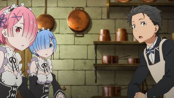 Re:Zero Starting Life in Another World OVA Official Anime Screenshot