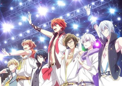 Main Key Visual for IDOLiSH7