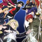 Anime Visual for UQ Holder!: Magister Negi Magi! 2