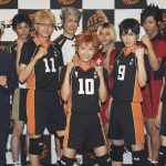 Photo from the Haikyu! stage play Summer of Evolution