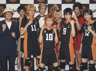 Haikyu Hyper Projection Play 'Summer of Evolution' Begins Run