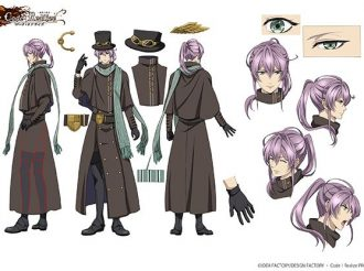 Code: Realize Introduces Additional Characters: Herlock Sholmes and More