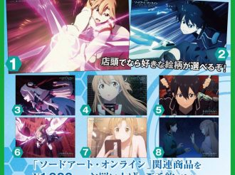 Sword Art Online -Ordinal Scale- DVD & Blu-ray Announced