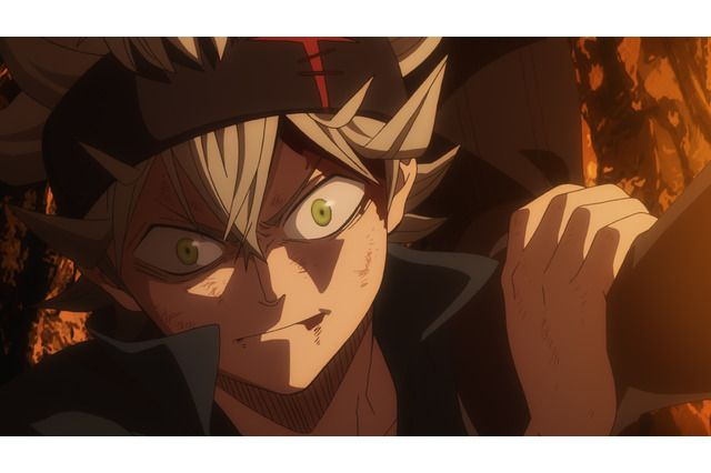 Black Clover Trailer Official Anime Screenshot