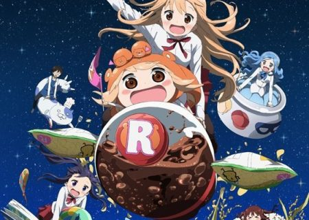 Himouto! Umaru-chan R Key Visual