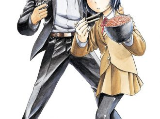 Yakuza and Psychic Girl Join Forces in Hinamatsuri Anime Adaptation