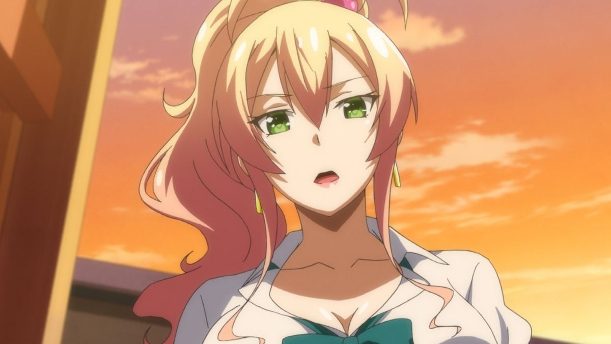 Hajimete no Gal Episode 10 Official Anime Screenshot