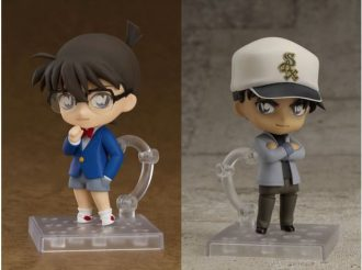 Your Favorite Osakan For Your Shelf: Heiji Hattori Becomes a Nendoroid